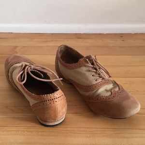 Shoes - Wingtip loafers